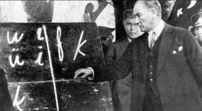 Sinan Meydan: Atatürk'ün ışığında çağdaş eğitime ihtiyaç var!