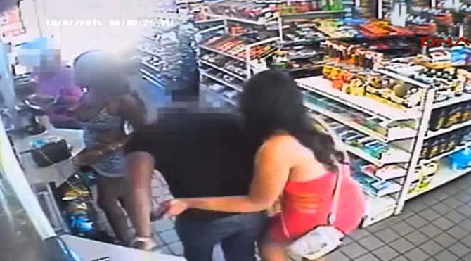 Washington polisi tacizci 2 kadının peşine düştü