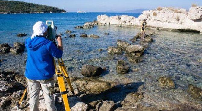 İzmir'in kayıp adası bulundu