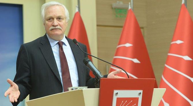 CHP'de Murat Özçelik görevinden istifa etti