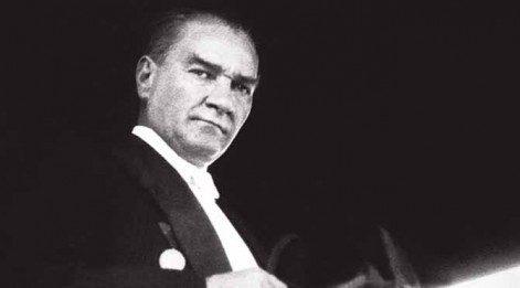 10 Kasım'da 'Atatürk Geldi'