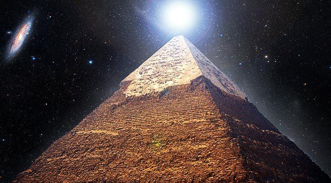 Mısır piramitlerindeki esrarengiz olay