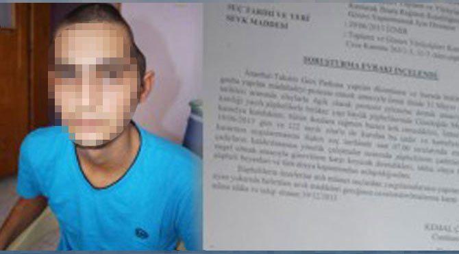 Gezi'de yaralanan liseli tutuklandı