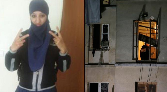 Avrupa'nın ilk kadın intihar bombacısı