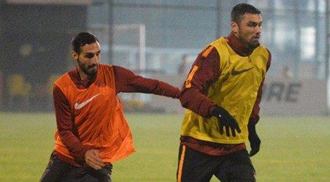 Galatasaray'ı Taffarel çalıştırdı