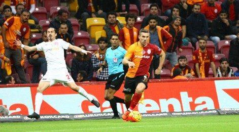 3-3 biten Galatasaray Antalyaspor maçı golleri ve geniş özeti izle