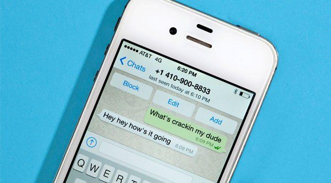 WhatsApp'tan çok tartışılacak uygulama