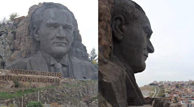 Atatürk Maskı ve Müzesi harabeye döndü!