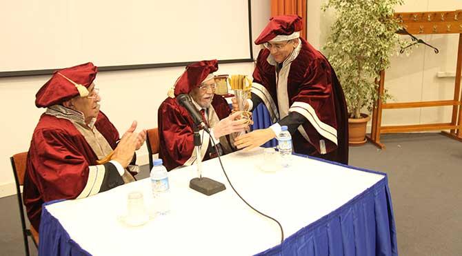 Prof. Dr. Halil İnalcık'a 'Avrasya Efsanesi' ödülü
