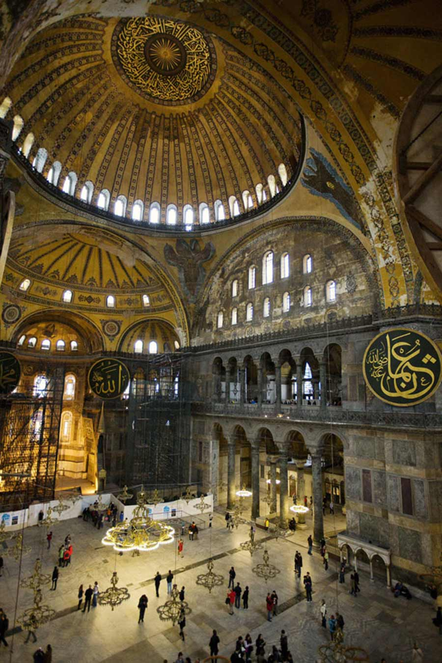 class paper on hagia sophia Huge project with lots of compositing and animated environments this was in place of a research paper for my byzantine history class as well as being my fil.