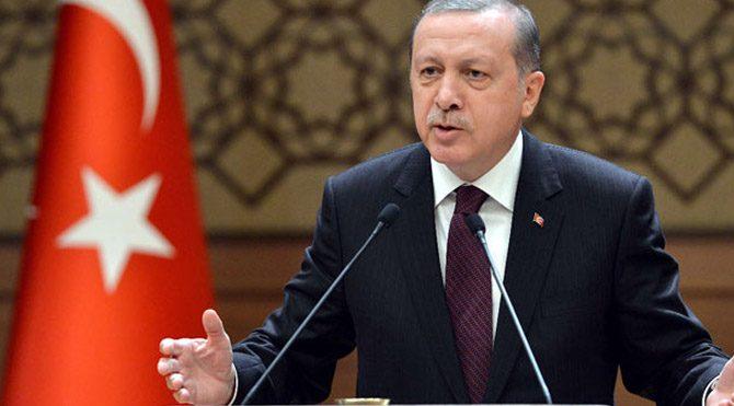 Erdoğan'dan Rusya mesajları!