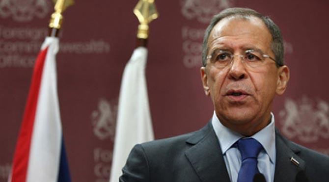 Sergey Lavrov'dan yalanlama: Erdoğan telefon etmedi