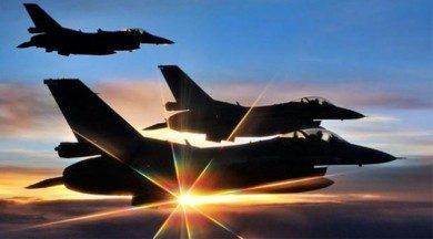 Rus jetleri İsrail'e de girmiş
