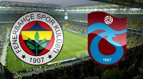 Lig TV izle - Fenerbahçe Trabzonspor maçı canlı şifresiz izle