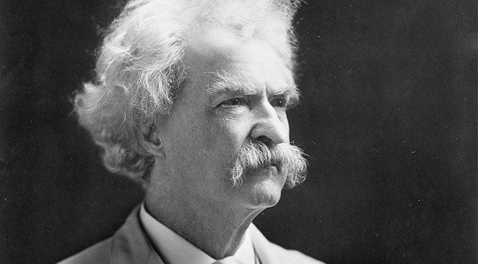 Mark Twain 180 yaşında