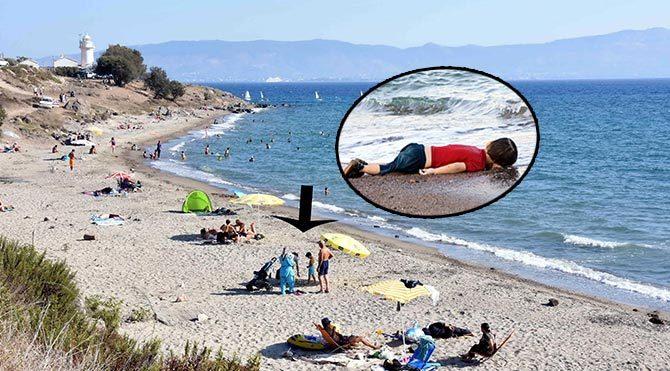 Minik Aylan o plajda yaşatılacak