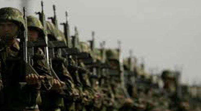 Bitlis'te 10 bin sözleşmeli er ve uzman erbaş alınacak