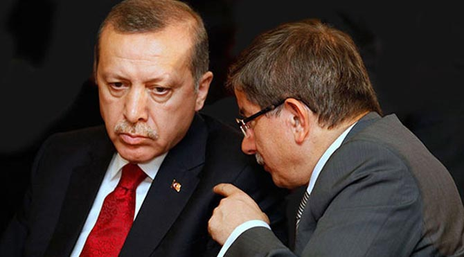 Erdoğan - Davutoğlu komisyonları paylaştı