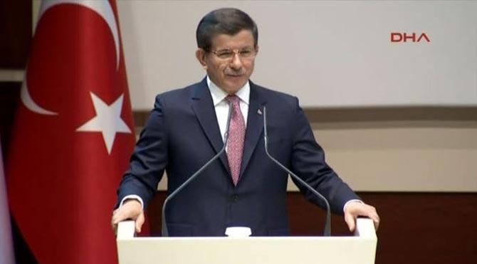 Davutoğlu TÜSİAD'da konuştu!