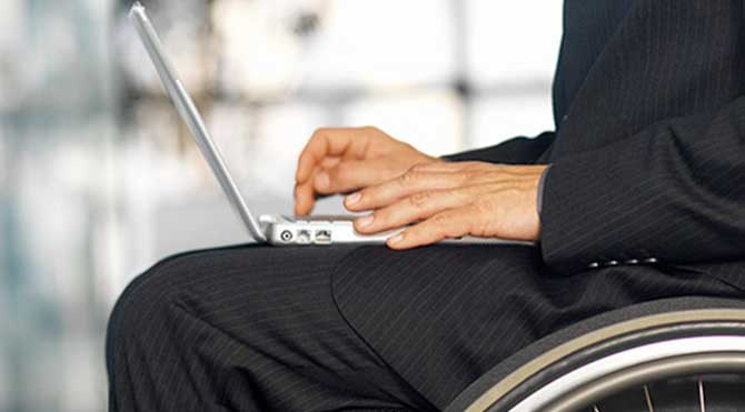 Türkiye'de her 10 kişiden en az biri engelli durumda!