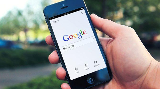 Google'dan yeni özellik