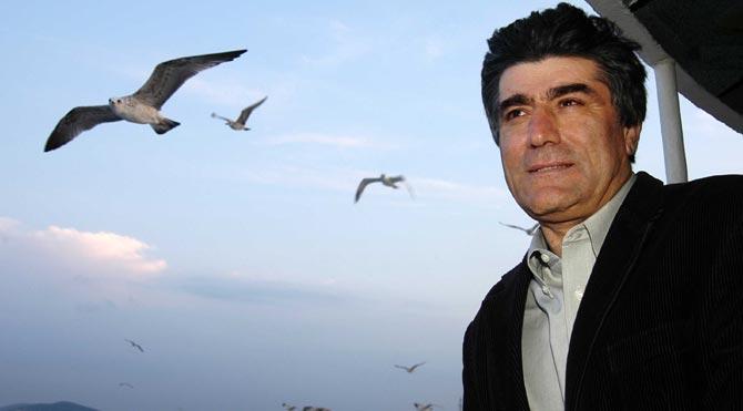 Hrant Dink'in ailesine 100 bin lira tazminat ödenecek