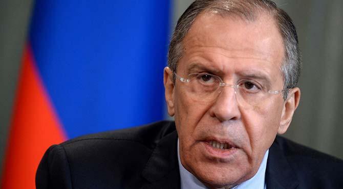 Lavrov: Çavuşoğlu ile Belgrad'da görüşmeyi reddetmeyeceğim