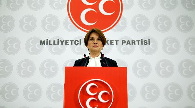 Meral Akşener: Cumhurbaşkanı adayı ben olacaktım ama...