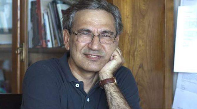 Orhan Pamuk'un Türkiye isyanı