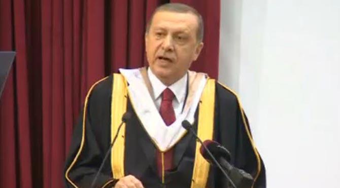 Erdoğan: İspatla 5 dakika durmam!