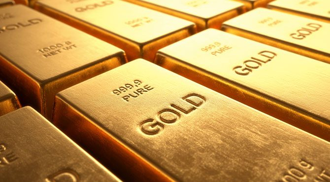 Altın 6 yılın dibinde