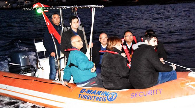 CHP'li vekiller mülteci rotasında