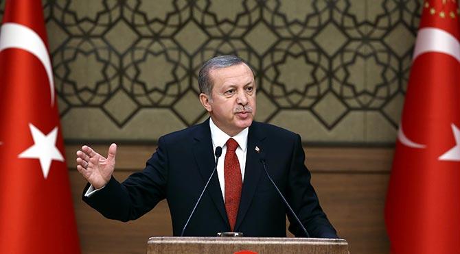 Erdoğan: Zenginin yoksulu, uzunun kısayı dışladığı bir ortamda adalet olmaz