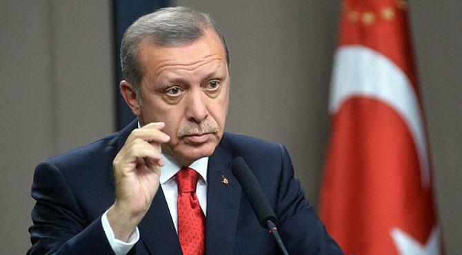 Erdoğan'dan Rusya'ya sert yanıt