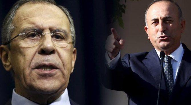 Çavuşoğlu ile Lavrov bugün görüşecek