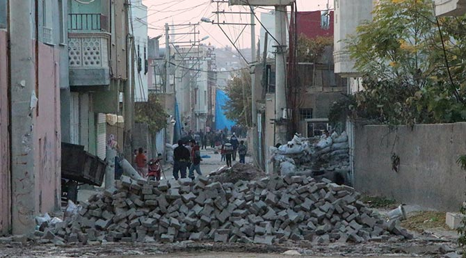 Nusaybin'de sokağa çıkma yasağı 22.00'da sona erdi