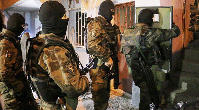 İstanbul'da terör operasyonu: 1 ölü