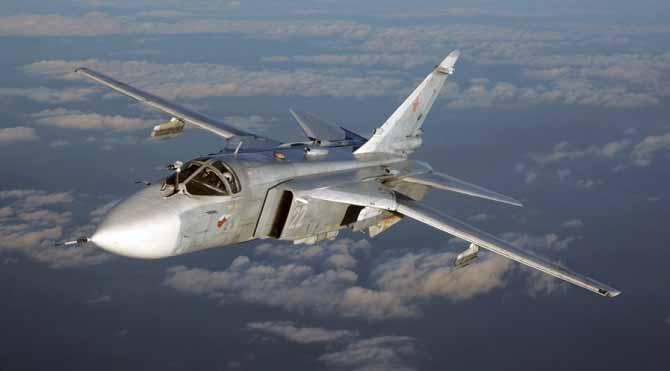Rus pilot, kaçmak için manevra yapmamış