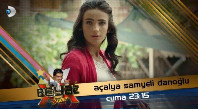 Açalya Samyeli Danoğlu kimdir?