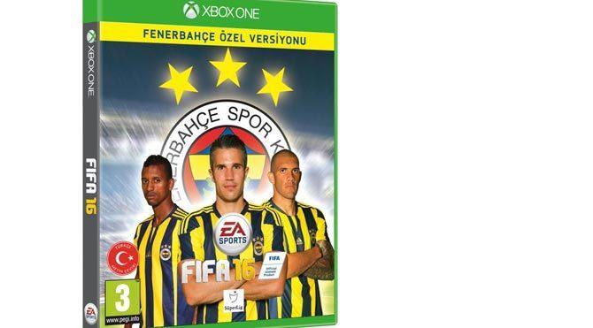 FIFA 2016 Fenerbahçe Edition