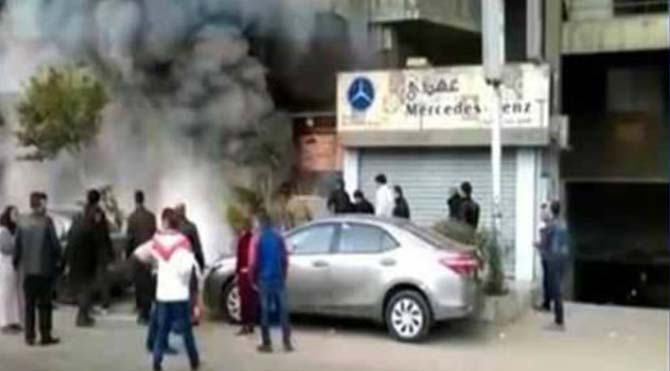 Kahire'de restorana saldırı: En az 18 ölü