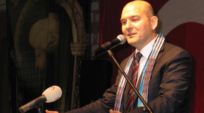 Soylu'dan Erdoğan'a 'Devlet Başkanı' hitabı