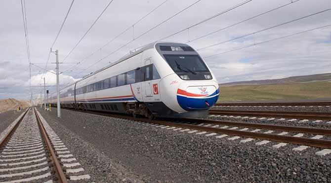 Hızlı tren projesine 'Çin malı' şikayeti