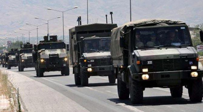 Türk askerine 'işgalci' dedi