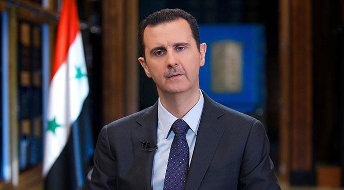 Almanya ve ABD'den çelişkili Esad açıklaması