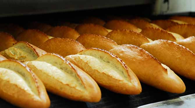 Ekmek yılbaşında 1.5 liraya çıkacak