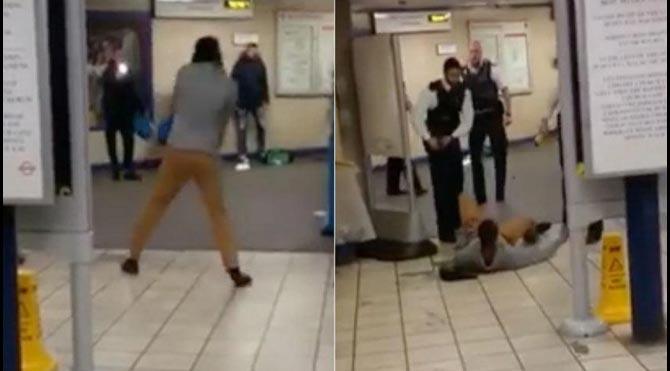 Londra metrosunda terör saldırısı!