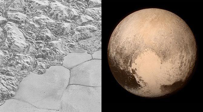 Plüton'un en yakın görüntüleri