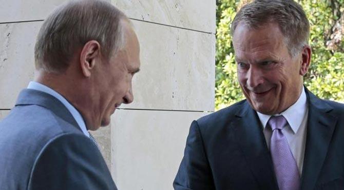 """""""Erdoğan ve Putin arasında aracı oldum"""""""