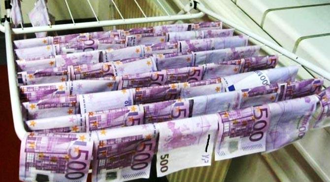 Bir çocuk Tuna Nehri'nde 100 bin euro buldu